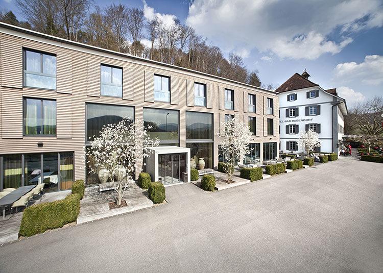 Hotel Badbubendorf in Basel